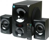 Мультимедиа акустика Nakatomi GS-35 (черный) -