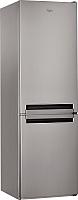 Холодильник с морозильником Whirlpool BSNF 8121 OX -