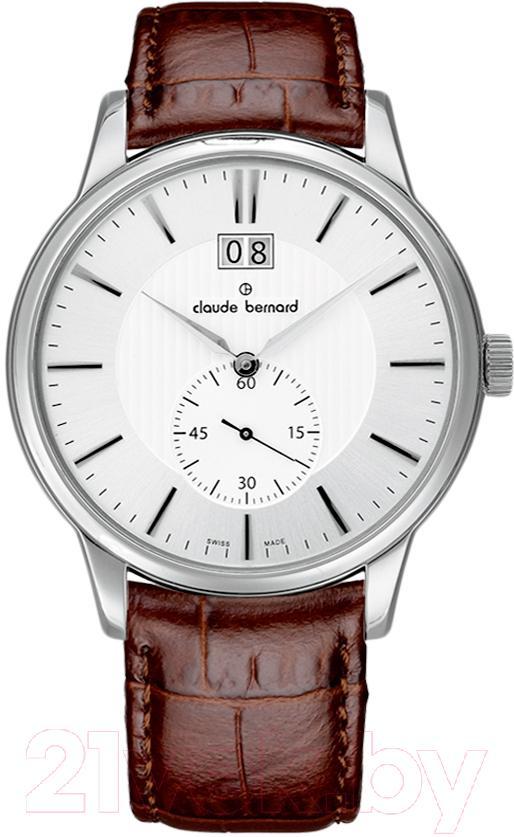 Купить Часы наручные мужские Claude Bernard, 64005-3-AIN, Швейцария