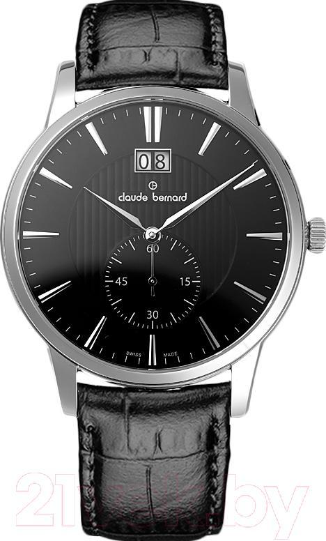 Купить Часы наручные мужские Claude Bernard, 64005-3-NIN, Швейцария