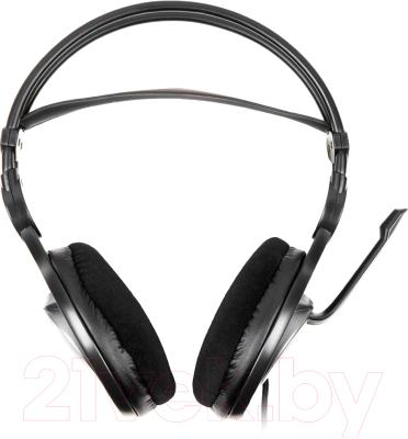 Наушники-гарнитура A4Tech HS-100 / 018435