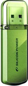 Usb flash накопитель Silicon Power Helios 101 8 Gb (SP008GBUF2101V1N) - общий вид