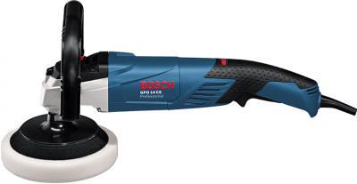 Профессиональная полировальная машина Bosch GPO 14 CE Professional (0.601.389.000) - общий вид