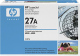 Тонер-картридж HP 27A (C4127A) -