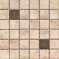 Мозаика VitrA Rock K5120314 (300x300, золото) -