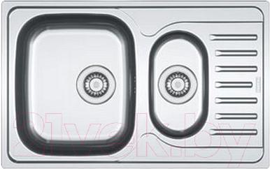 Купить Мойка кухонная Franke, PXN 651-78 (101.0192.922), Россия, нержавеющая сталь