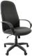 Кресло офисное Chairman 279 (ткань С-2, серый) -