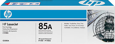 Тонер-картридж HP 85A (CE285A) - общий вид