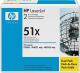 Комплект тонер-картриджей HP 51x (Q7551XD) -