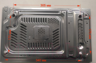 Микроволновая печь Horizont 20MW700-1479BKB