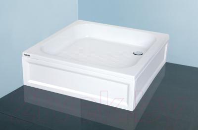 Душевой поддон Sanplast B/CL 90x90x15 (белый)