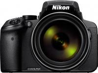 Компактный фотоаппарат Nikon Coolpix P900 (черный) -