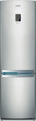 Холодильник с морозильником Samsung RL52TEBSL1 - вид спереди