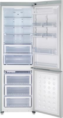 Холодильник с морозильником Samsung RL52TEBSL1 - внутренний вид
