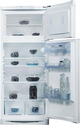 Холодильник с морозильником Indesit TIA 140 - общий вид