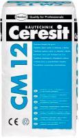 Клей для плитки Ceresit CM 12 Gres (25кг) -
