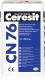 Смесь для устройства стяжек Ceresit CN 76 / 1603186 (25кг) -