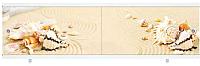 Экран для ванны МетаКам Ультра легкий АРТ 1.68 (дары моря) -