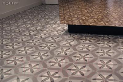 Декоративная плитка Equipe Hexatile Nature B&W P (200x175)