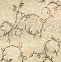 Панно Tubadzin Traviata Ornament (618x608) -