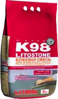 Клей для плитки Litokol Litostone K98 (5кг) -