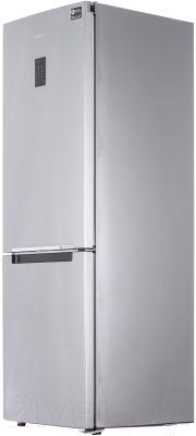 Холодильник с морозильником Samsung RB33J3200SA/WT