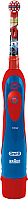 Электрическая зубная щетка Braun Oral-B Stages Power Тачки DB4.510K  (80250540) -