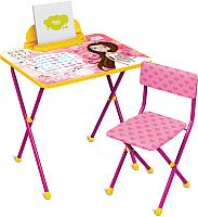 Комплект мебели с детским столом Ника КП2/17 Маленькая принцесса -