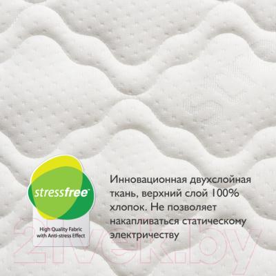 Детский матрас Плитекс EcoLux ЭКЛ-01 (ЭКЛ-119-01)