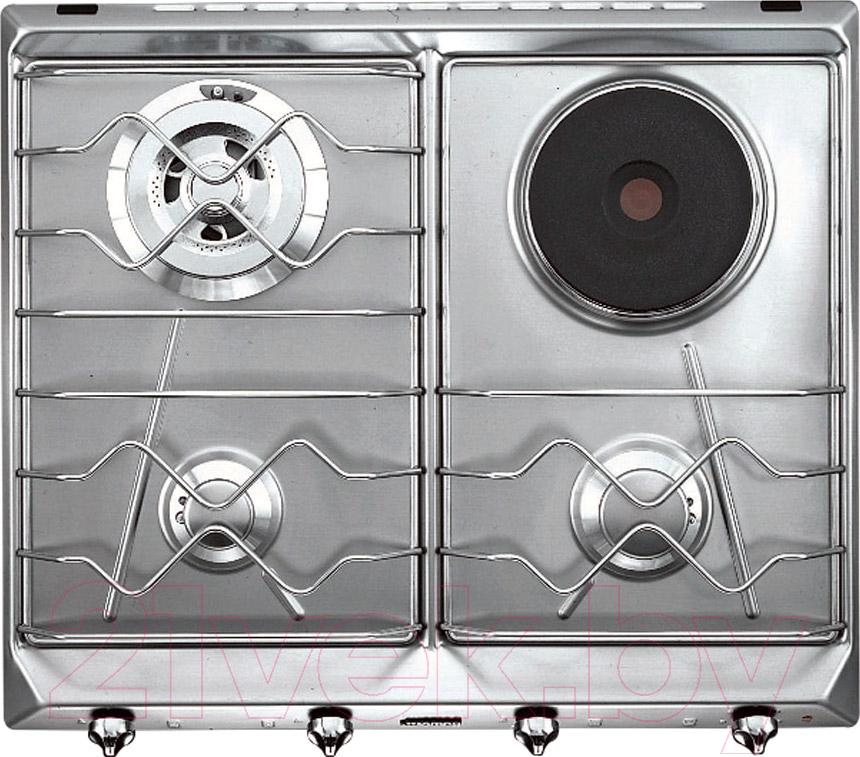 Купить Комбинированная варочная панель Smeg, SRV563X-3, Италия