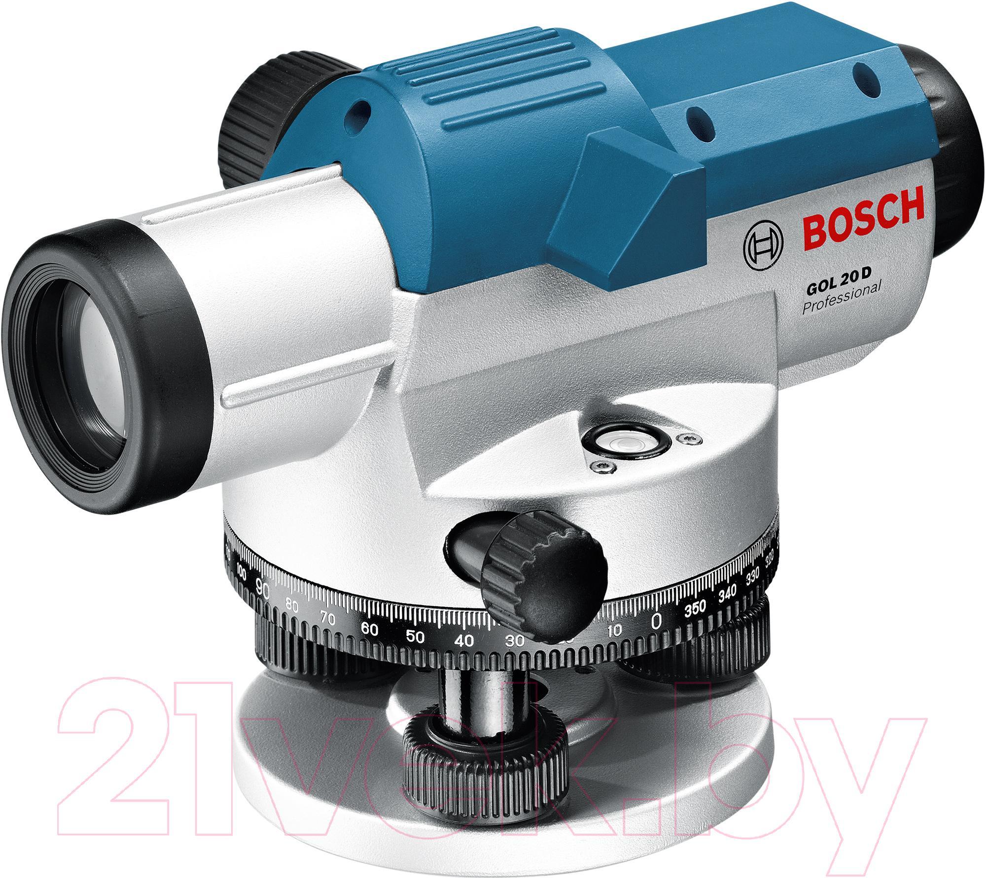 Купить Нивелир Bosch, GOL 20 D (0.601.068.400), Германия