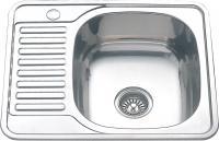 Мойка кухонная Melana MLN-5848 R (0.6) -