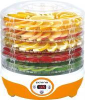 Сушка для овощей и фруктов Polaris PFD 0605D (оранжевый) -