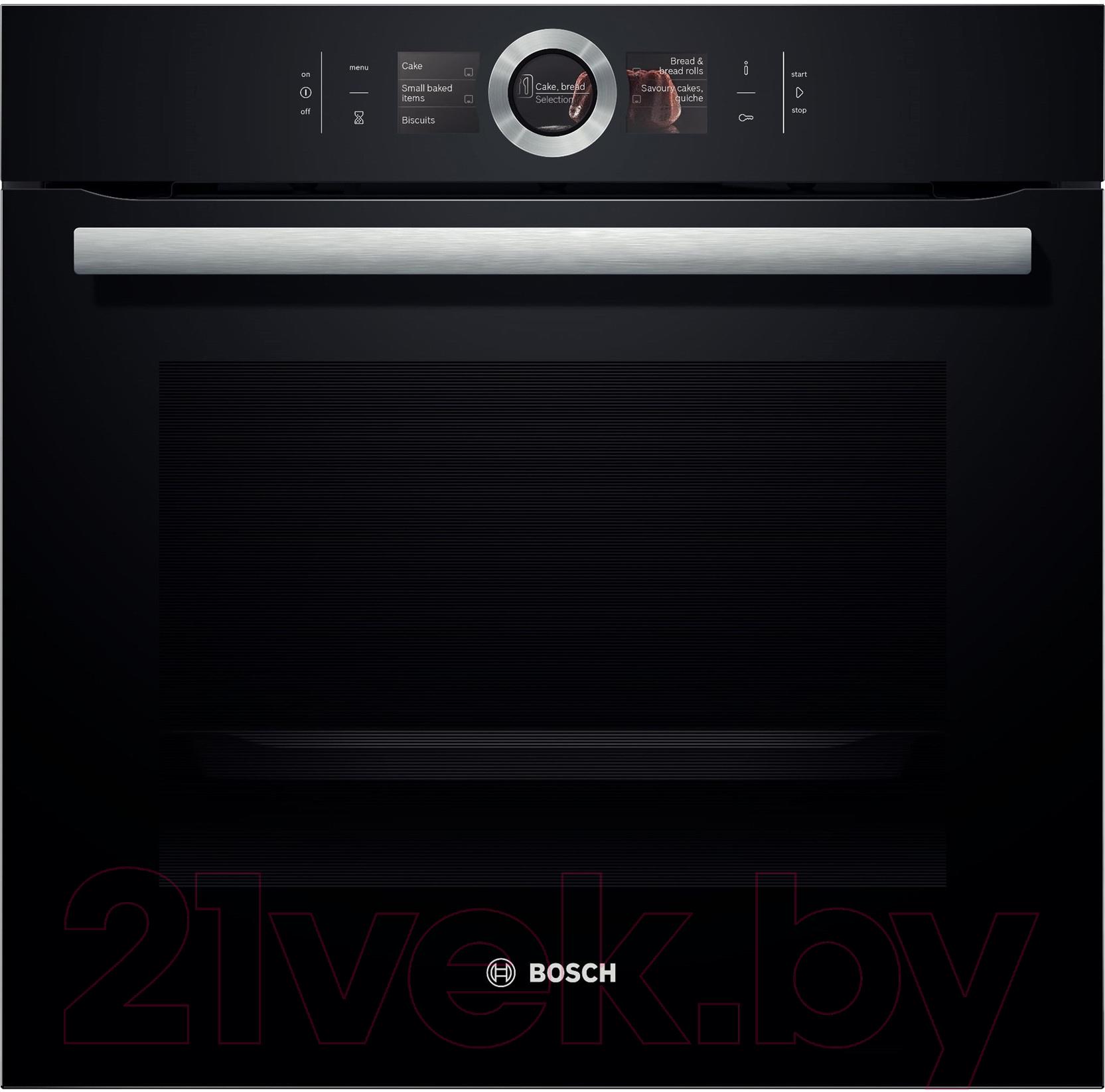 Купить Электрический духовой шкаф Bosch, HBG636BB1, Германия