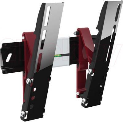 Кронштейн для телевизора Holder LEDS-7012 (черный глянец) - общий вид