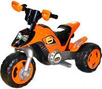 Детский мотоцикл Полесье Molto Elite 6 / 35875 (оранжевый) -