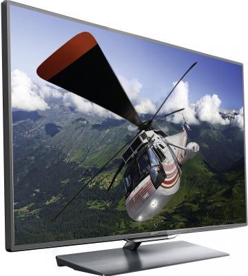 Телевизор Philips 40PFL8007T/12 - вид сбоку