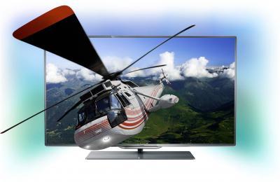 Телевизор Philips 40PFL8007T/12 - подсветка Ambilight