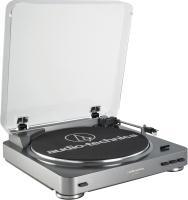 Проигрыватель виниловых пластинок Audio-Technica AT-LP60-USB -