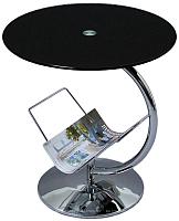 Журнальный столик Halmar Alma (черный) -