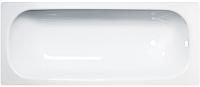 Ванна стальная Верх-Исетский металлургический завод Donna Vanna 150x70 (белая орхидея, с ножками) -