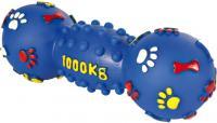 Игрушка для собак Trixie Гантель 3362 (со звуком) -