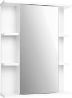Шкаф с зеркалом для ванной Кветка Гиро 550 (левый, без подсветки) -