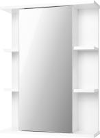 Шкаф с зеркалом для ванной Кветка Гиро 550-01 (правый) -