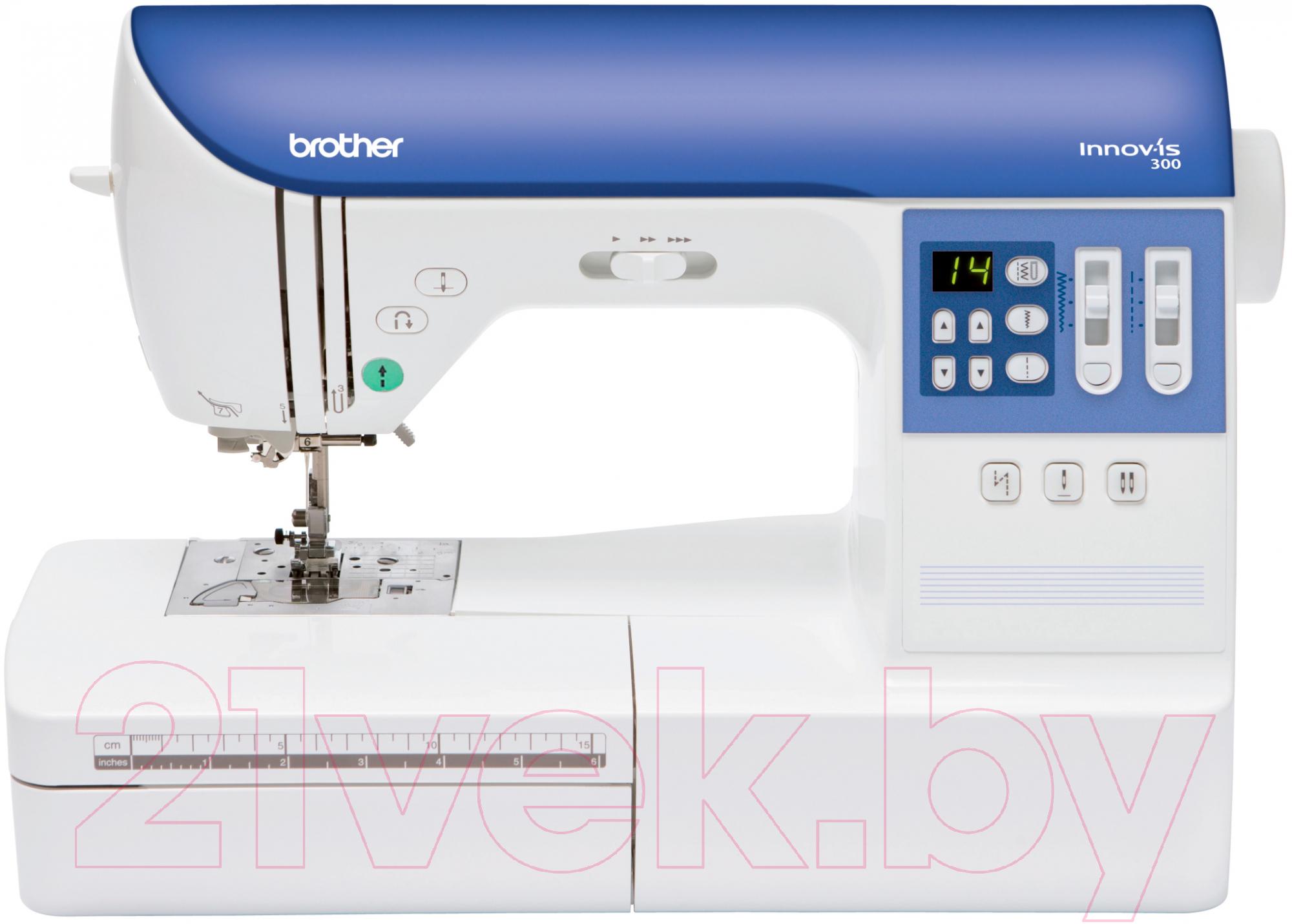 Купить Швейная машина Brother, NV-300, Китай