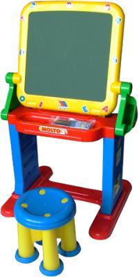 Комплект мебели с детским столом Полесье Моя первая студия / 1014 - общий вид