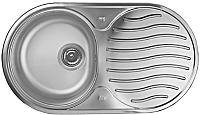 Мойка кухонная Teka DR-78 1C 1E (микротекстура) -
