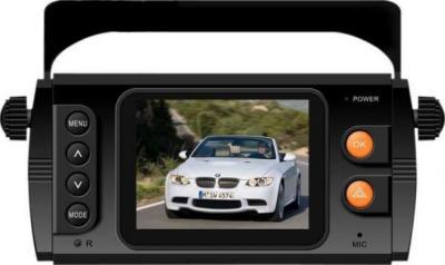 Автомобильный видеорегистратор Roadmax Guardian R520 - дисплей