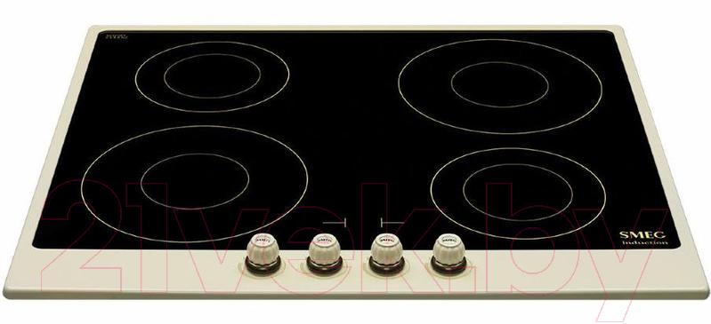 Купить Индукционная варочная панель Smeg, PI764PO, Италия