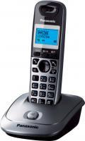 Беспроводной телефон Panasonic KX-TG2511 (серый металлик) -
